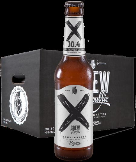 Experimental X 10.4